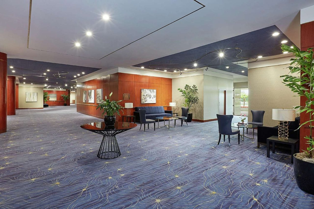 Lobby - hotel Beverly Hilton