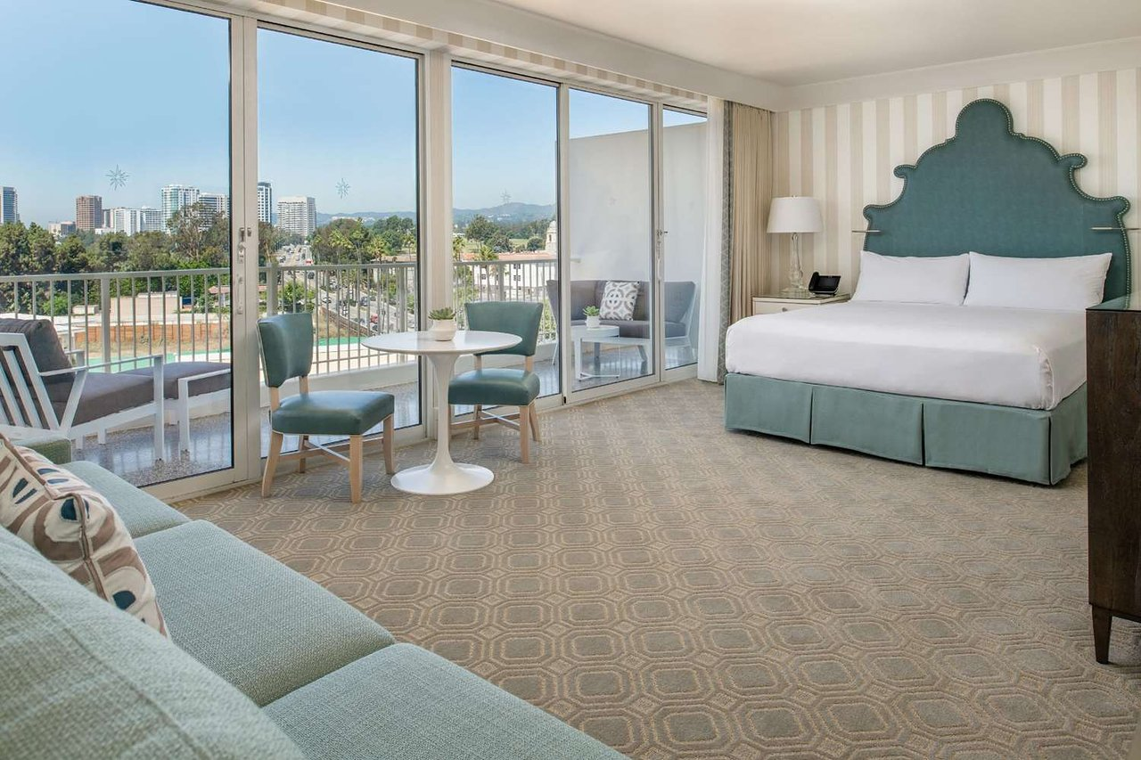 ex de chambre - Hotel Beverly Hilton