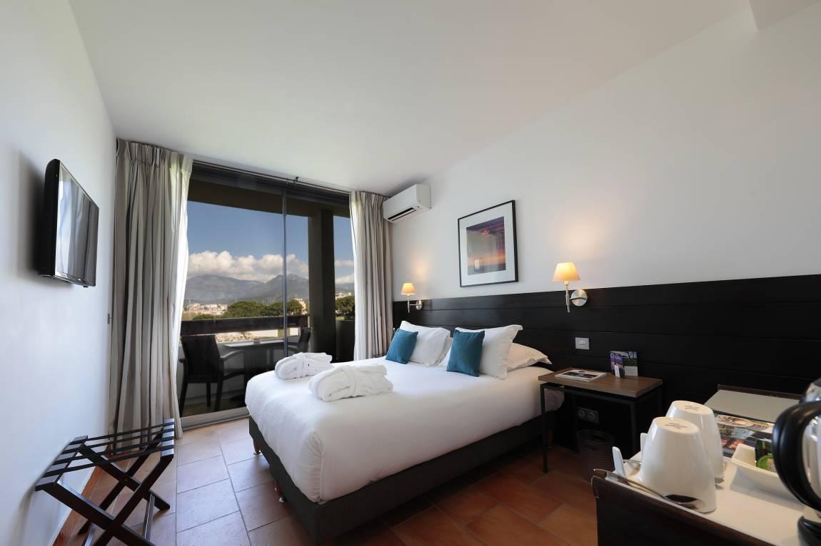 exemple chambre - hotel La Roya