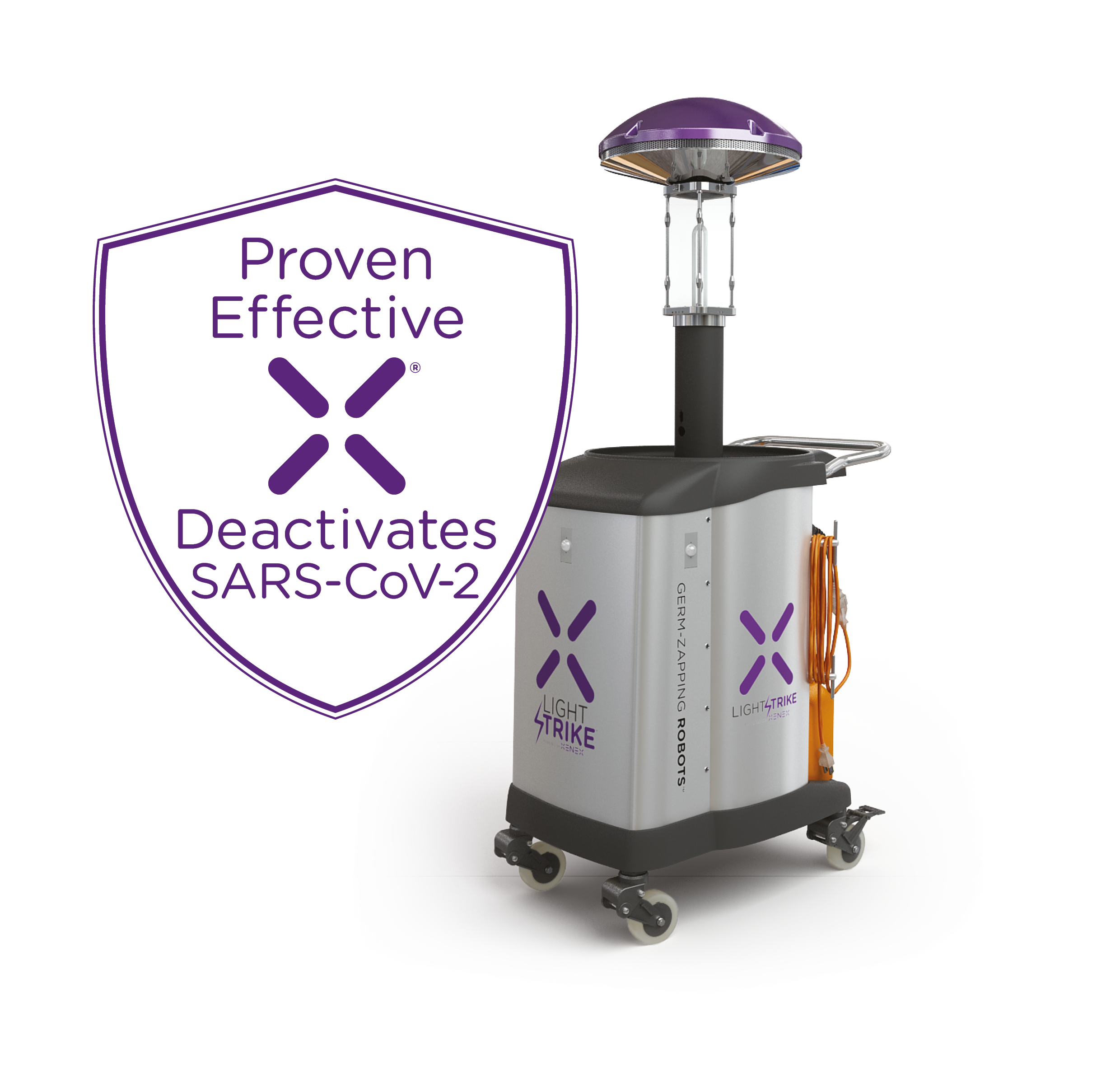 Robotic Disinfection