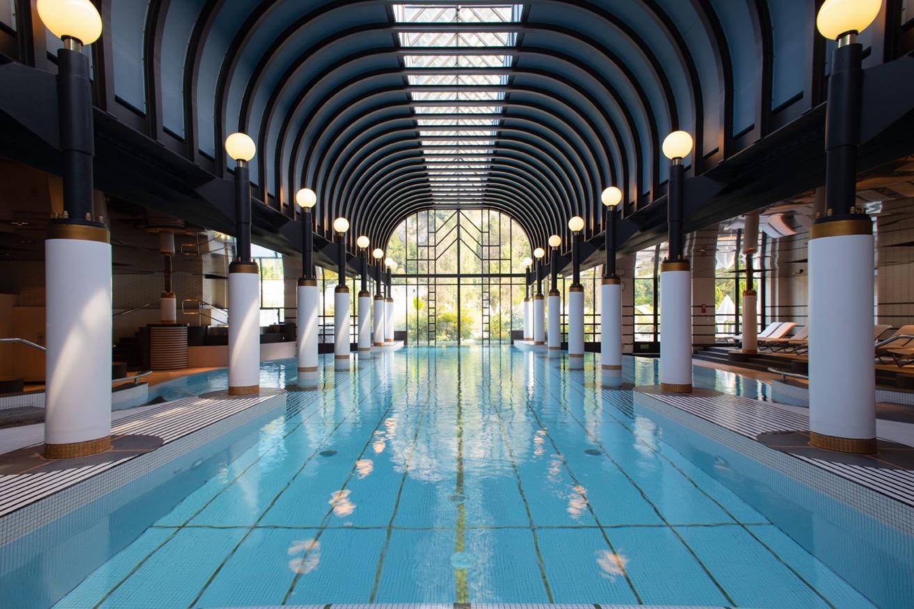 Victoria-Jungfrau Grand Hôtel & Spa piscine