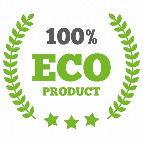 100% Eco product logo